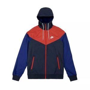 Nike Mens Windrunner Hooded JACKET Windbreaker Med